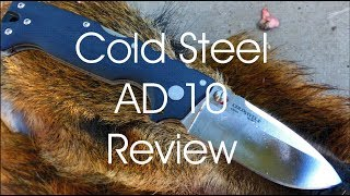 Gambar cover Cold Steel AD 10 Review