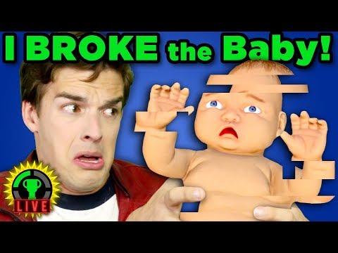 Im A BAD Mom?!   Mother Simulator Game