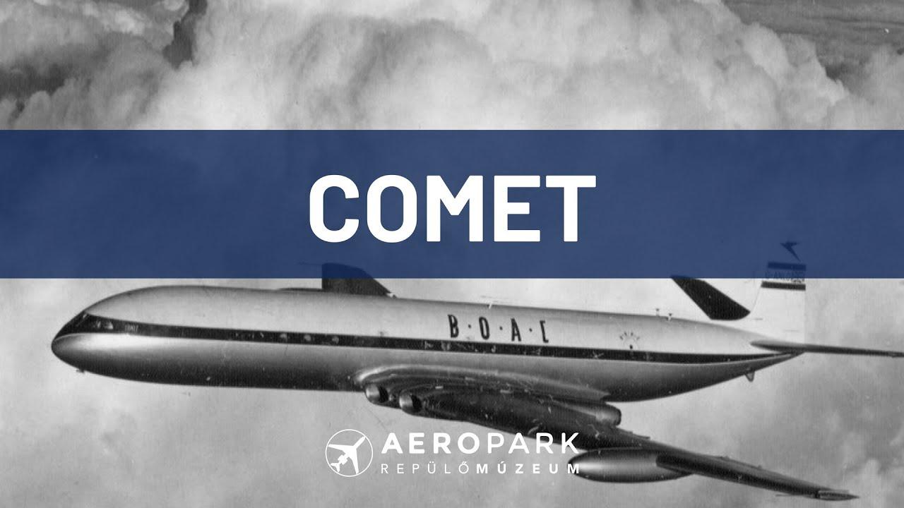 A Comet-sztori: ilyen volt a világ első sugárhajtású utasszállítója (Ep. 165)