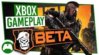 Call Of Duty Black Ops 4 Beta Xbox Gameplay