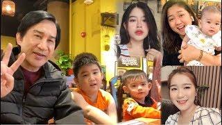 NSƯT Kim Tử Long cùng 5 Con Ruột đi du lịch, dù khác mẹ nhưng các con rất yêu thương nhau