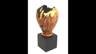 wood turning woodart