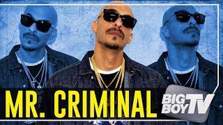Mr. Criminal on His Album, 'Redemption', Uniting Black & Brown Communities & A Lot More!