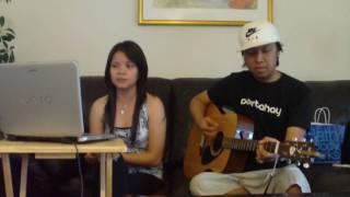 Omg - usher (acoustic cover) chords