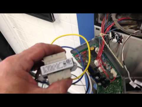 how to install an imonex coin drop in a dexter continental dryer - youtube