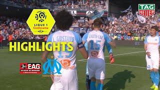 EA Guingamp - Olympique de Marseille ( 1-3 ) - Highlights - (EAG - OM) / 2018-19