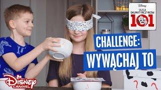 Cookie Mint w Disney Channel | Challenge:  Wywąchaj to | Ulica Dalmatyńczyków 101