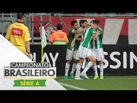 Melhores Momentos - Vitória 0 x 1 Coritiba - Campeonato Brasileiro (27/05/2017)