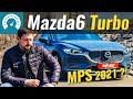 Новая MPS ?! Mazda 6 TURBO против Toyota Camry 3.5. Чего ждать от 2.5T 2021? видео