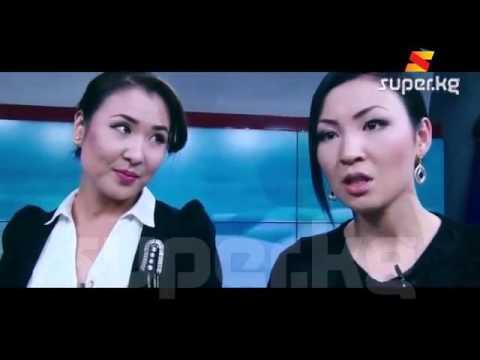 10-канал 1 сезон, 7 серия   Кыргыз Комедия