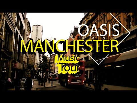 Manchester Musical History Tour: Oasis