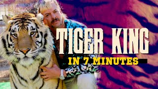 Tiger King Explained In 7 Minutes