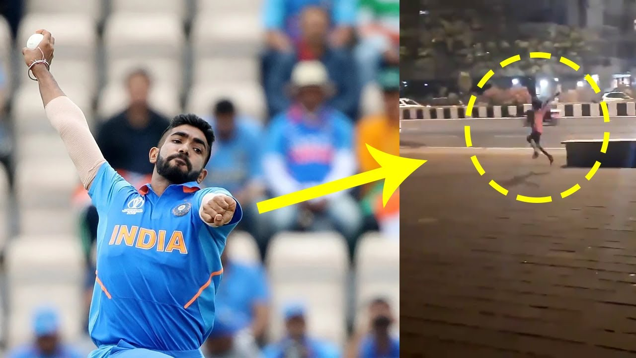Watch MI Fast Bowler Jasprit Bumrah Kind Gesture Towards Young Talent Surely Win Fans Heart