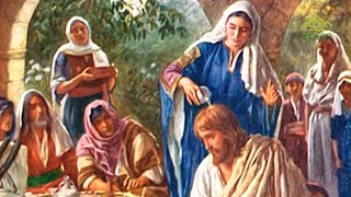 Читаем Евангелие вместе с Церковью 14 февраля 2020. Евангелие от Марка, глава 14, ст. 3–9.
