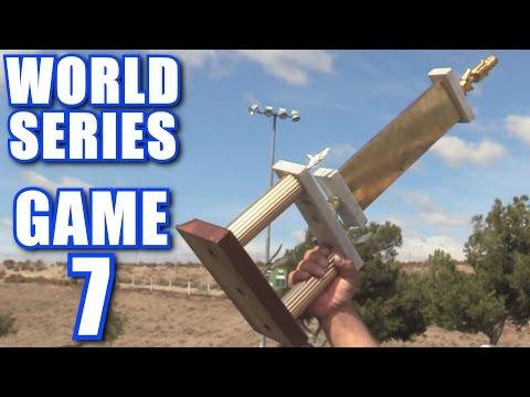WORLD SERIES GAME 7!   On-Season Softball Series