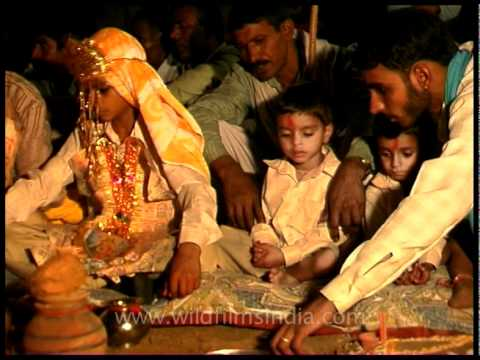 Child marriage - A ritual in India!!
