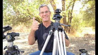 What's The Best Tripod Head for Real Estate Photography?
