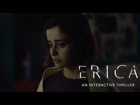 Erica | Новый Интерактивный Триллер на PS4 | #1