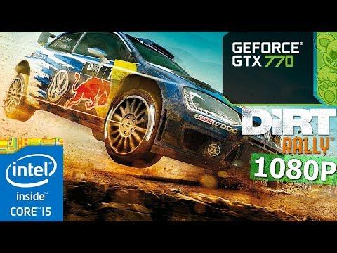 DiRT Rally 2.0 | GTX 770 2GB | I5-3570K | 8GB