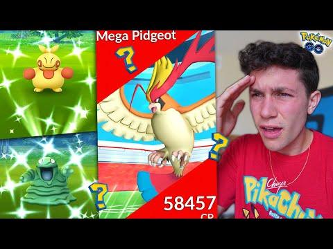 What Happened to MEGA PIDGEOT? (Pokémon GO) thumbnail