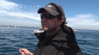Kingfish in the RIP ON THE MERRY FISHER 795