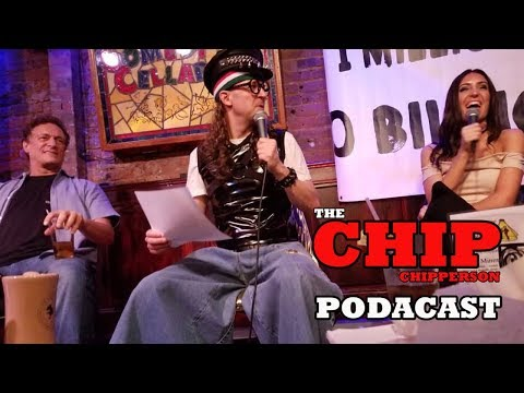 025 - Chip Chipperson LIVE - 1 Million Downloads, 10 Billion Laffs
