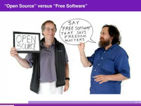 When Free Software Isn