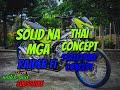 - Raider 150 Fi thai concept 2020 compilation Part3.