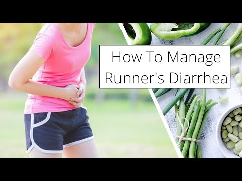 Runners' Diarrhoea ��‍♀️What Can You Do About It?