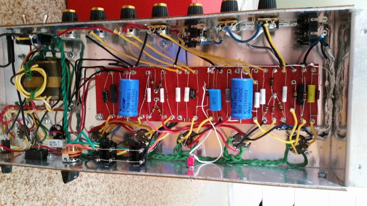 Marshall 18 Watt Clone and Mods on marshall wiring device, marshall tractor, marshall cabinets diagram,