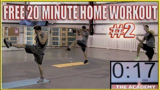 FREE Home MMA Workout Part 2 - P90X INSANITY