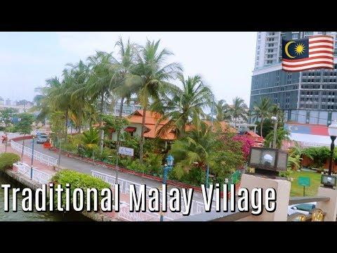 Traditional Malay Village | Kampong Morten in Melaka