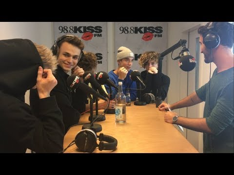 Interview WHY DON'T WE: kissing Justin Bieber, Ed Sheeran and diva moments!