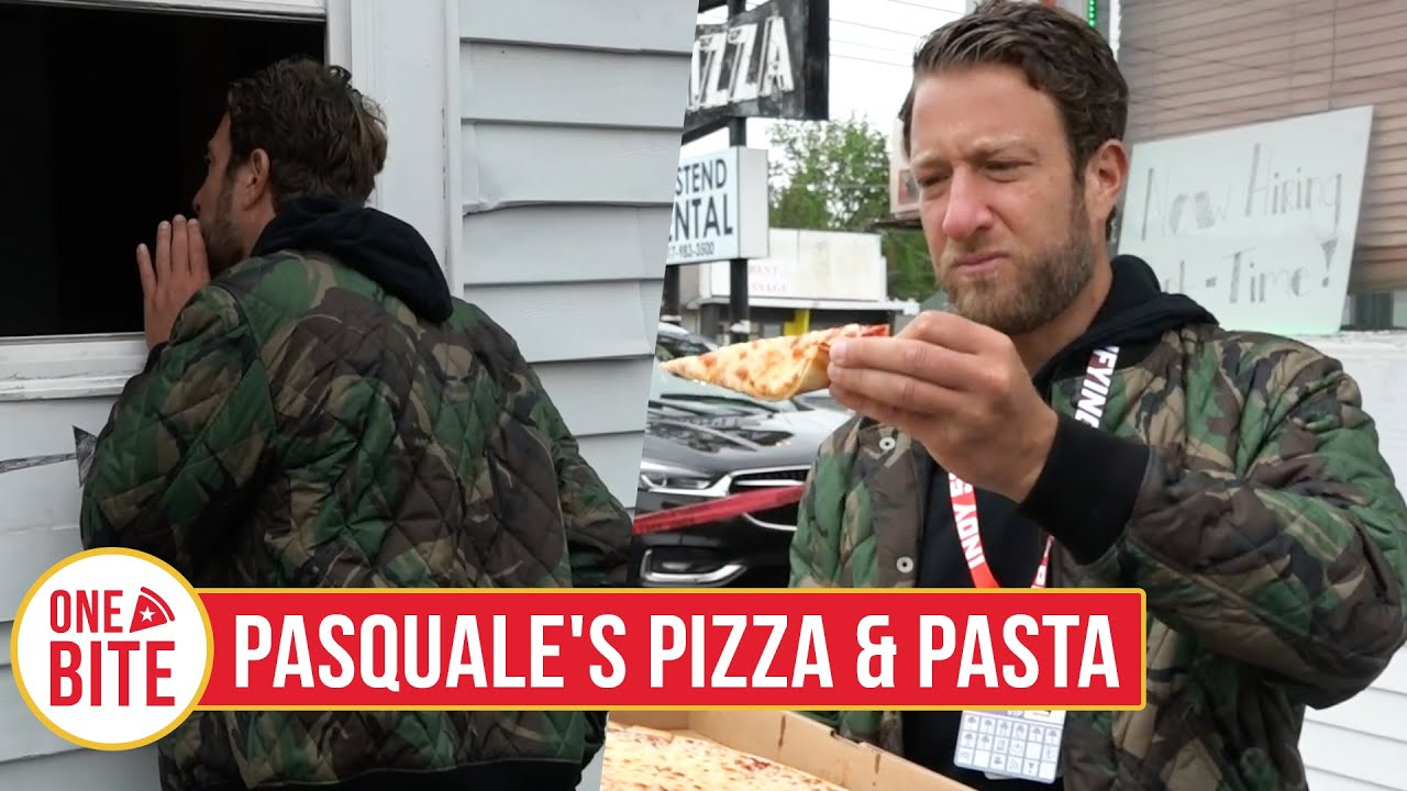 Barstool Pizza Review - Pasquale's Pizza & Pasta (Indianapolis, IN)