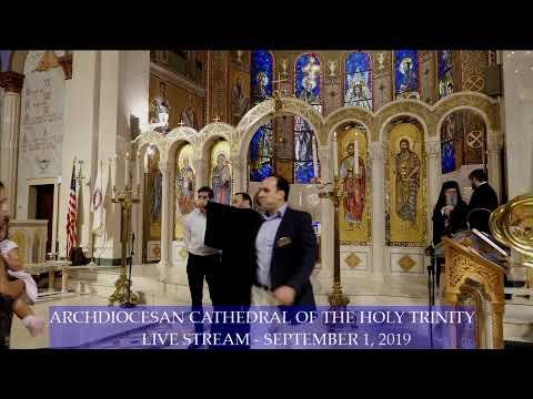 Welcome to Our Parish Website   Holy Trinity Cathedral