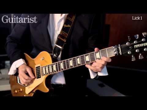 Steve Hackett demos his tone and technique secrets