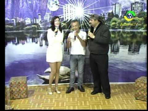 Só No Vinil Na TV  24  05   Apresentação Hugo Tupã O Cigano