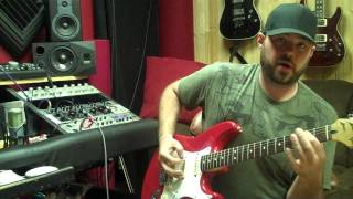 Rage against the Machine - Fistful of Steel Guitar lesson/tutorial