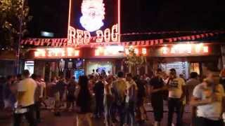 Red dog - Western saloon - Summer 2015 BENIDORM