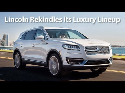 Lincoln Rekindles its Luxury Lineup - Autoline This Week 2208