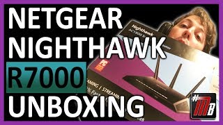 Netgear Nighthawk R7000 AC1900 Unboxing and Review 2017
