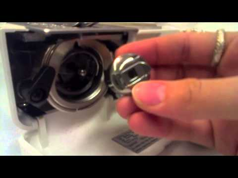 How to Set Up a Sewing Machine!
