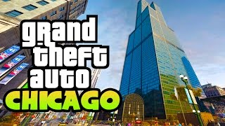 GTA 6 CHICAGO! (FAN MADE IDEA)