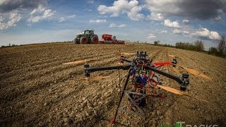 Test drone Horsch Pronto 6 AS / Maestro 12 RC