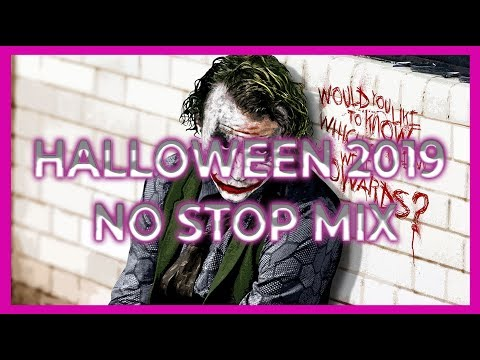 Halloween EDM Mix 2019 🎃 Best Mashup Club Music  & Remixes Of Popular Songs