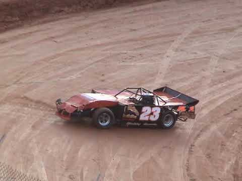 411 Motor Speedway | July 18, 2009 | Modified Crate Feature