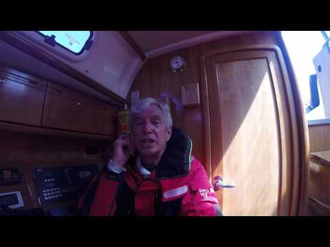 Episode 2 Sailing Solo to Azores: How to Sleep on a Sailboat at Sea