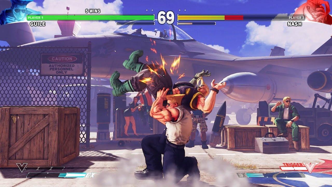 street fighter 5 psp iso