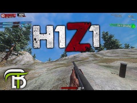 BEST EVER START TO A GAME | H1Z1 KotK