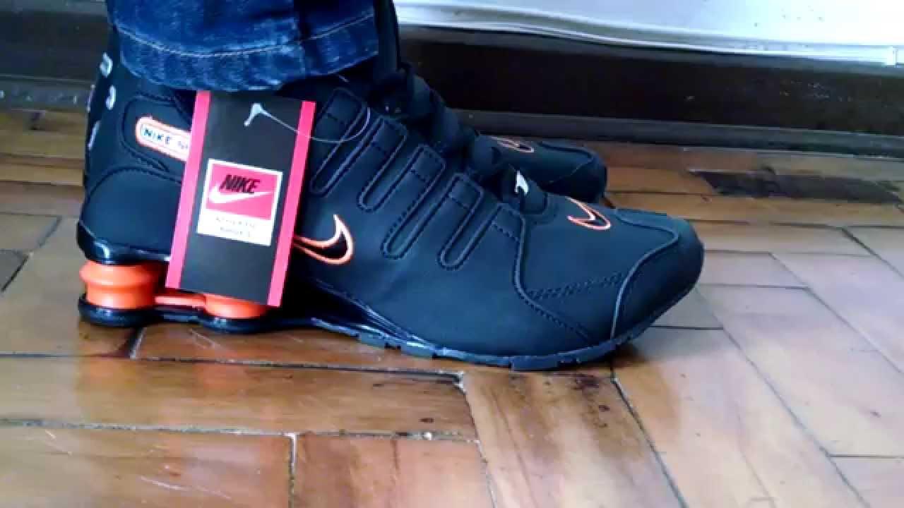 9572ff5b62c Tênis Nike Shox NZ - YouTube